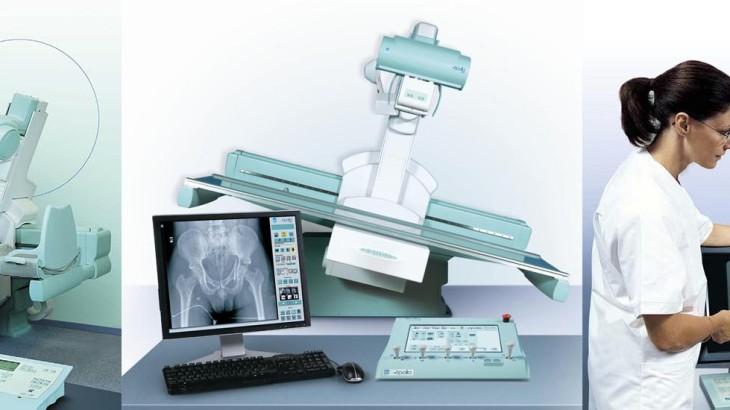 Рентгенодиагностический комплекс Apollo DRF