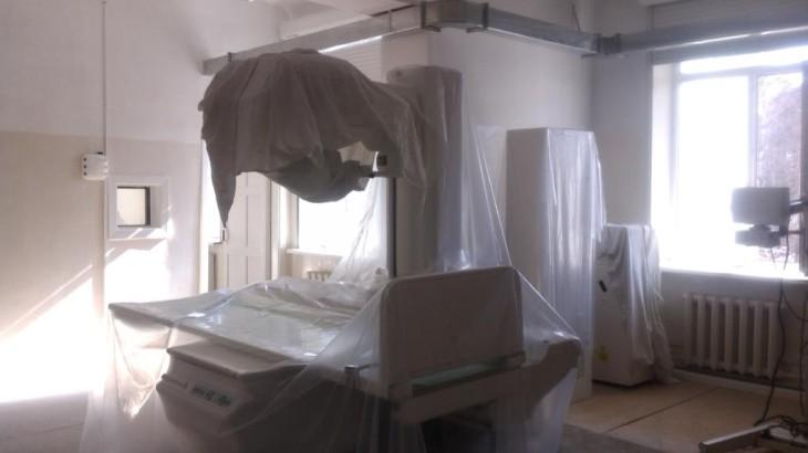 Продажа рентгендиагностического комплекса б/у