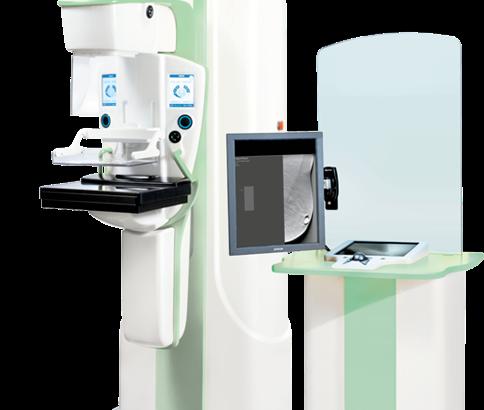 Маммограф рентгеновский с томосинтезом «Маммо-5МТ»