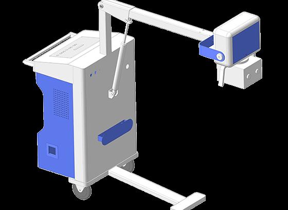 Аппарат рентгеновский палатный «ПАРУС»