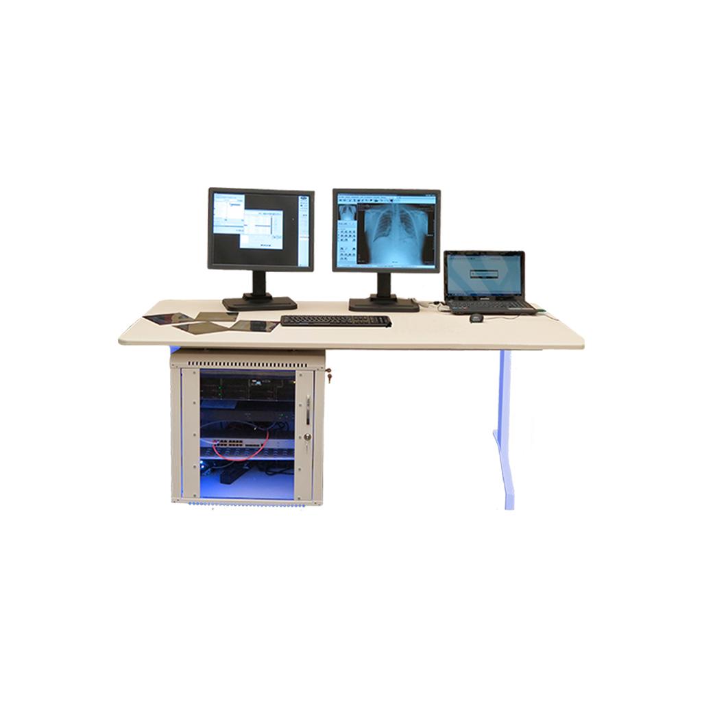 Автоматизированное рабочее место лаборанта — ПО «DSSD-DR»