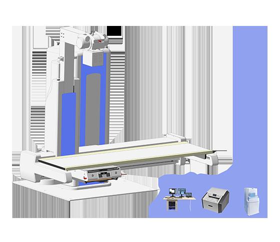 Телеуправляемый рентгеновский диагностический комплекс «ДИАКОМ»