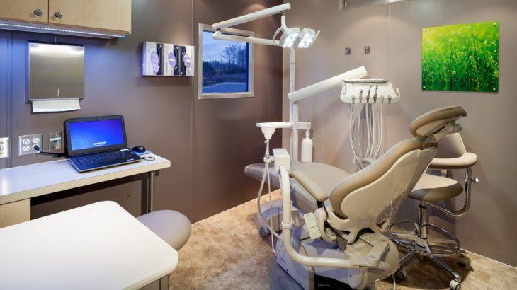 Стандарт оснащения стоматологического кабинета 2021 г.
