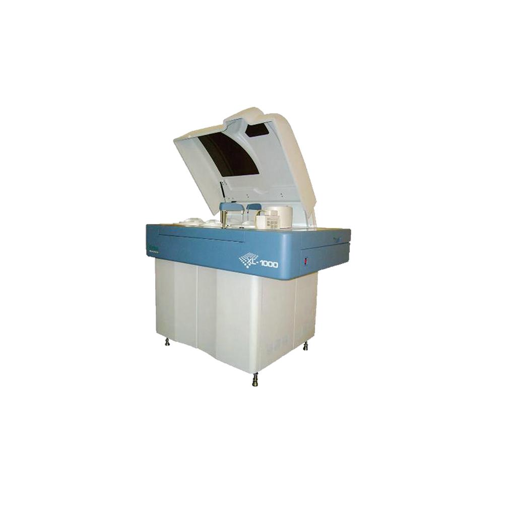 XL-1000 — автоматический биохимический анализатор